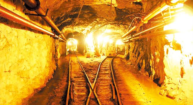 轻轨应用于各大矿山
